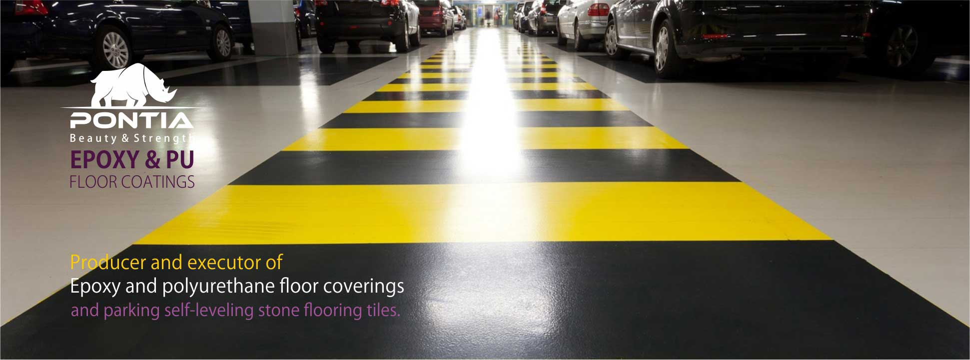 Pontia Floor Coatings